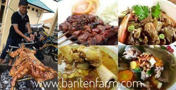 produk bantenfarm menu aqiqah kambing guling